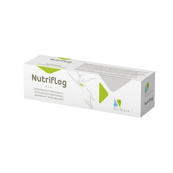 Pelle arrossata, irritazione, gonfiore e prurito? Scopri insieme a noi la crema NUTRIFLOG di Nutrileya.