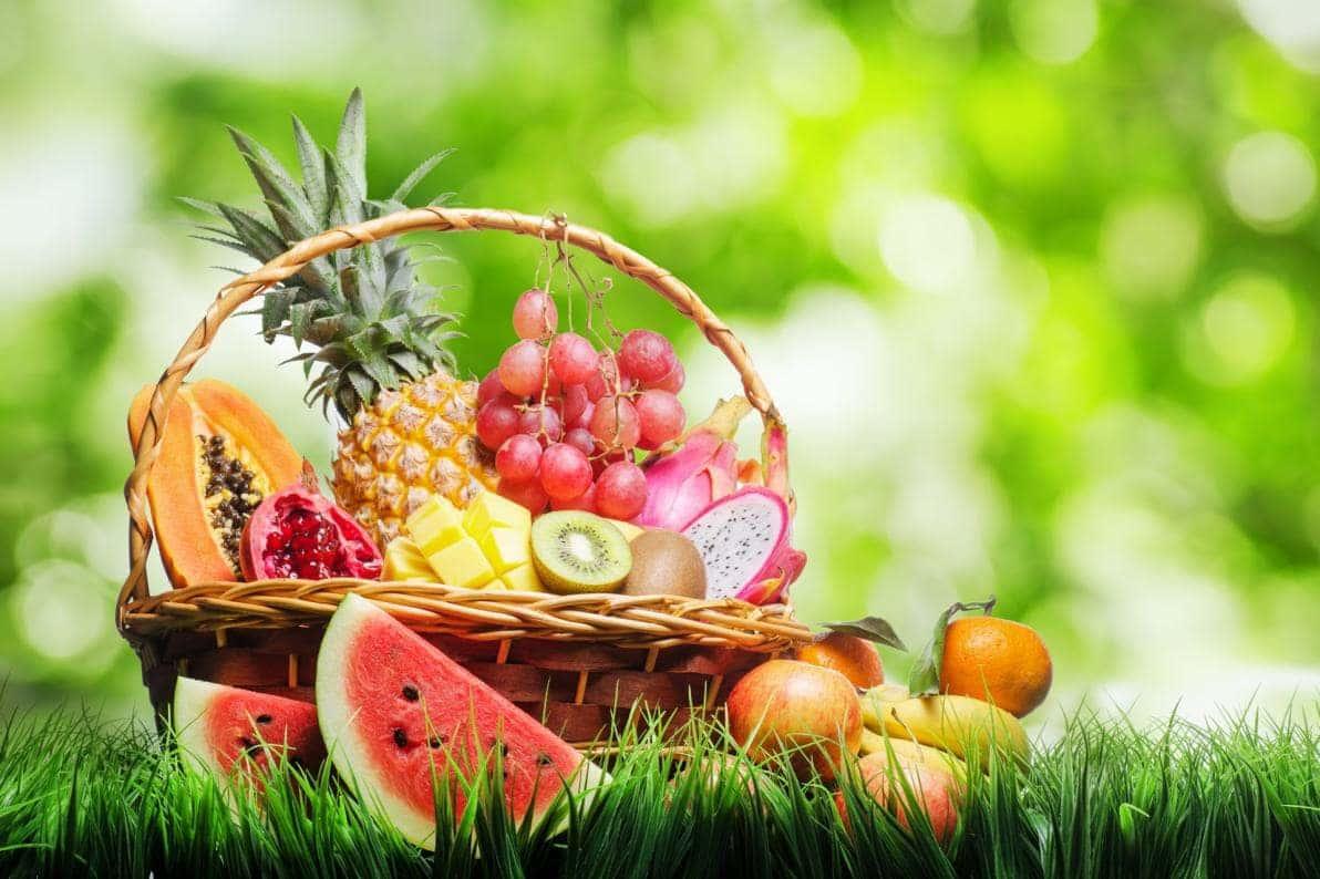 Decalogo alimentazione in estate